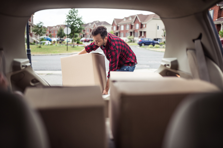 Moving Out of the Family Home